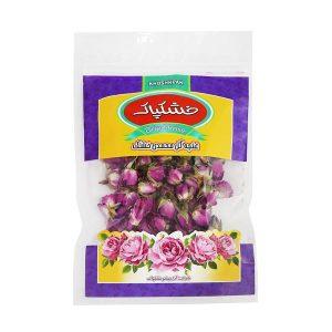 غنچه گل محمدی خشک 30 گرم سلفون