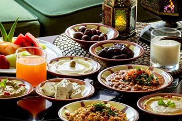 بهترین غذاها برای افطار